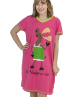 Don't Moose With Me | Women's Nightshirts | Lazy One®